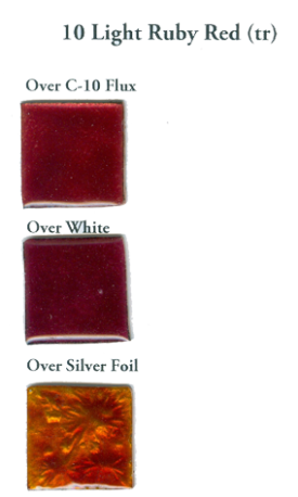 10 Light Ruby (tr) - Product Image