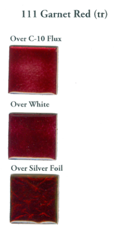 111 Garnet Red (tr) - Product Image