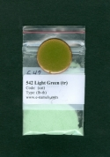 542 Light Green (tr)   - Product Image