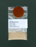 743 Brown (tr) - Product Image