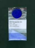 120 Ultramarine (tr)   18 ozs are available! - Product Image