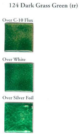 124 Dark Grass Green (tr) - Product Image