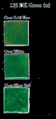 125 Dark Green (tr) - Product Image
