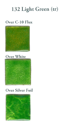132 Light Green (tr) - Product Image