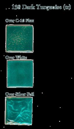 138 Dark Turquoise (tr) - Product Image