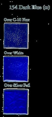 154 Dark Blue (tr) - Product Image