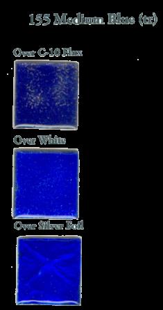155 Medium Blue (tr) - Product Image