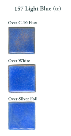 157 Light Blue (tr) - Product Image