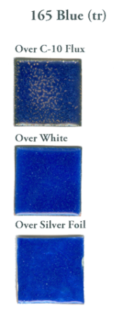 165 Blue (tr) - Product Image