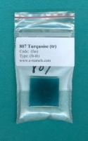 807 Turquoise (tr) - Product Image