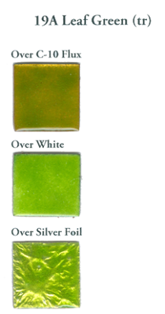 19A Leaf Green (tr) - Product Image