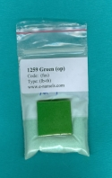 1259 Green (op) - Product Image
