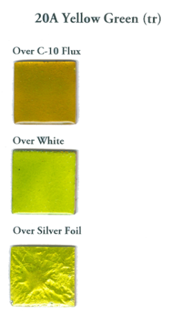 20A Yellow Green (tr) - Product Image
