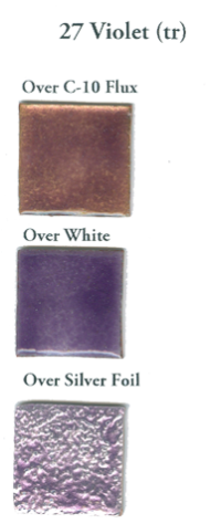 27 Light Violet (tr) - Product Image