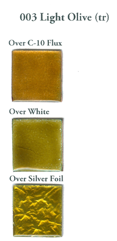 3 Light Olive (tr) - Product Image