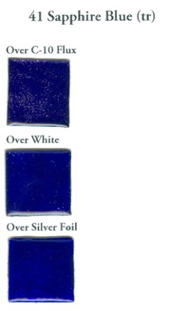 41 Sapphire Blue (tr) - Product Image