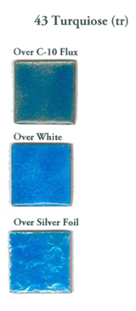 43 Turquoise (tr) - Product Image