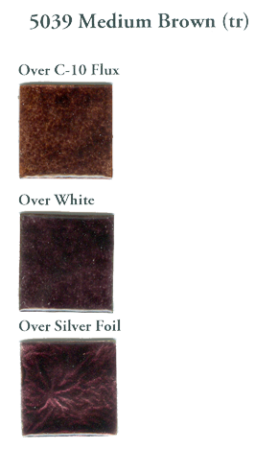 5039 Medium Violet Brown (tr) - Product Image
