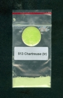 513 Chartreuse (tr)  - Product Image