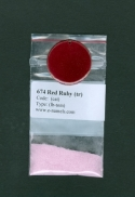 674 Red Ruby (tr)    Limited Availability - Product Image