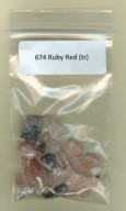 674 Ruby Red (tr)  *16 ozs Available* - Product Image