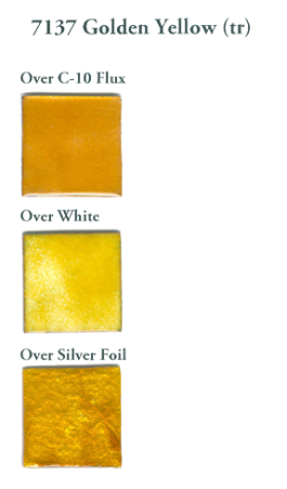 7137 Golden Yellow (tr) - Product Image