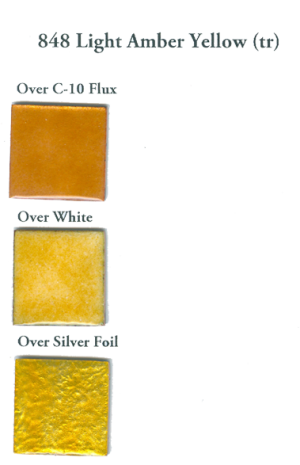 848 Light Amber (tr) - Product Image