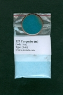 227 Turquoise (tr) - Product Image
