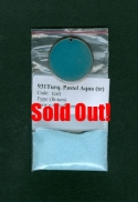 931 Turquoise Pastel Aqua (tr)   Sold Out! - Product Image