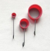 Plastic Enamel Sifters - Product Image