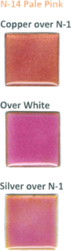 N-14 Pale Pink (tr) - Product Image