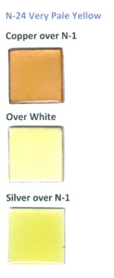 N-24 Very Pale Yellow (tr) - Product Image