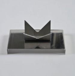 S030 Stainless Steel Single Item Trivet  - Product Image