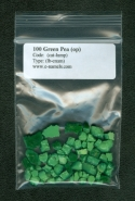100 Pea Green (op)   - Product Image