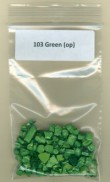 103 Pea Green (op)   - Product Image