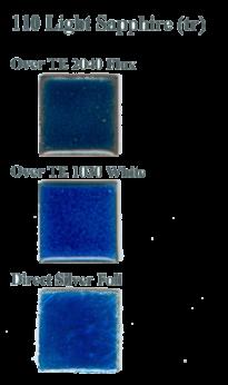 110 Light Sapphire (tr) - Product Image