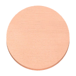 "1.25"" Copper Circle - Product Image"