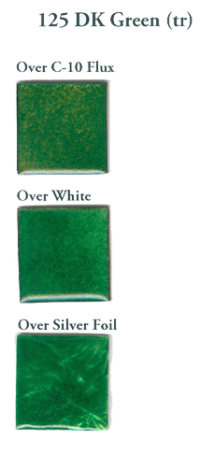 125 Dark Green (tr) - Product Image