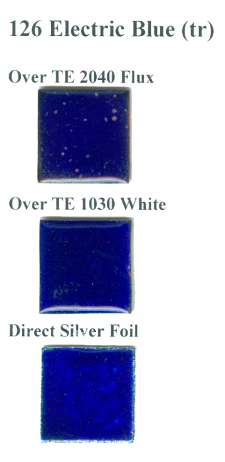 126 Electric Blue (tr) - Product Image