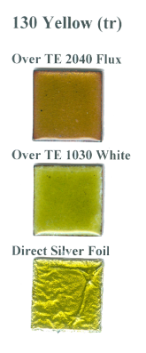 130 Yellow (tr) - Product Image