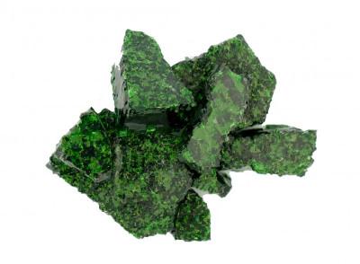 132 Light Green Lump (tr) - Product Image