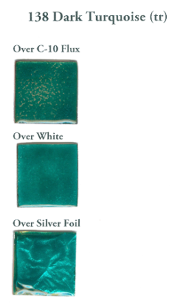 138 Dark Turquoise (tr) - Product Image