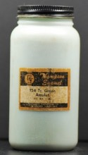 154 Amulet Green (tr)   1 Bottle Is Available - Product Image