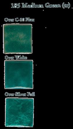 185 Medium Green (tr) - Product Image