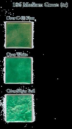 186 Medium Green (tr) - Product Image