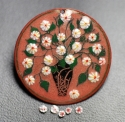 Floral Buttons  - Product Image