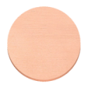 "3.25"" Copper Circle - Product Image"