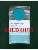 967 Sapphire (op)   SOLD OUT! - Product Image