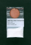 1005 Flux (clear transparent)   - Product Image