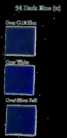 54 Dark Blue (tr) - Product Image